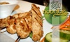 Noodle - Multiple Locations: $12 for $25 Worth of Pan-Asian Cuisine at Noodle