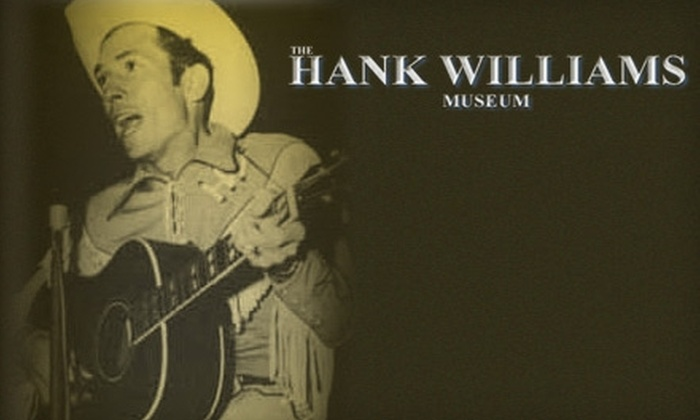 Hank Williams Museum - Downtown Montgomery: $4 for One Adult Admission to the Hank Williams Museum