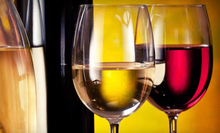 Wine Tasting with Asian Tapas for Two (a $38 total value) - OM Modern Asian Kitchen and Sushi Bar in Tucson