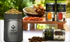 Santa Barbara Organic Spice Company Inc.: $10 for $20 Worth of Organic Fair-Trade Spices Plus a Four-Spice Sampler Pack and Recipe Book from The Spicy Gourmet ($48 Value)