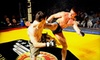"""MMA Extreme Cage Fight War - Auburn Hills: One Ticket to """"MMA Extreme Cage Fight War"""" on May 7 at The Palace of Auburn Hills. Choose from Two Options."""