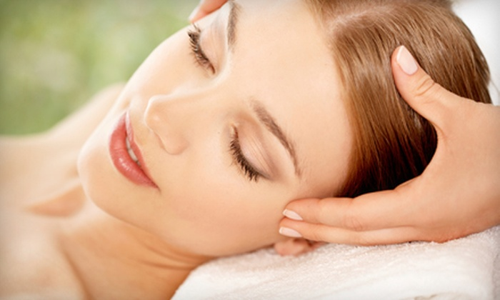 Elicia Riggi Esthetics - Arden - Arcade: $60 for Massage and Dermalogica Facial at Elicia Riggi Esthetics in Carmichael ($120 Value)