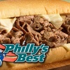 $10 for Cheesesteaks at Philly's Best