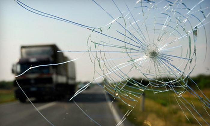 Cascade Auto Glass - Little Rock: Three Windshield-Chip Repairs or $24 for $100 Toward Windshield Replacement or Insurance Deductible from Cascade Auto Glass