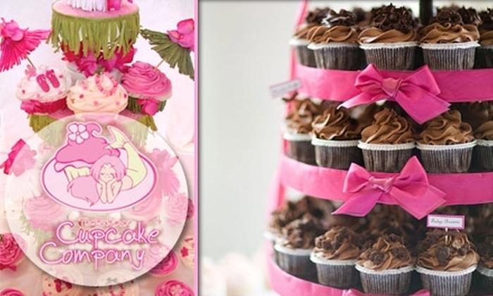 The Baltimore Cupcake Company - Inner Harbor: $15 Worth of Cupcakes from The Baltimore Cupcake Company