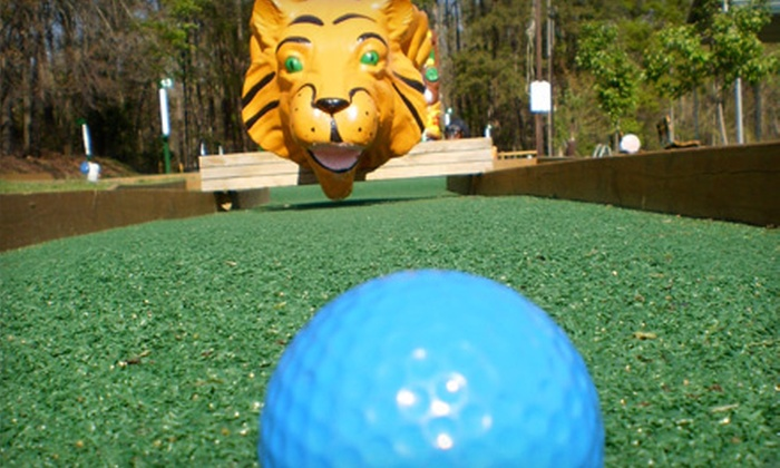 Patterson Golf and Sports Park - 5: $20 for $40 Worth of Miniature Golf, Batting Cages, and Driving-Range Access at Patterson Golf and Sports Park