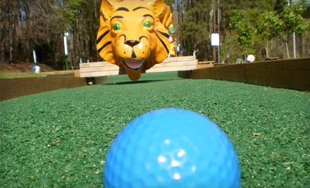 $40 Groupon to Patterson Golf and Sports Park - Patterson Golf and Sports Park in Richmond
