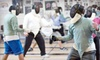 Royal Arts Fencing Academy - East Broad: 4, 8, or 12 Introductory Lessons, or Five Days of Camp in June or August at Royal Arts Fencing Academy (Up to 65% Off)