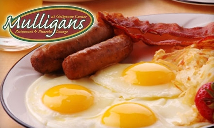 Mulligan's - 5: $17 For Sunday Brunch For Two at Mulligan's (a $34 value)