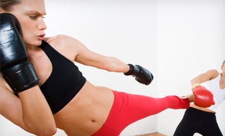 3 Kickboxing Sessions (a $39 value) - Transformational Yoga Studio in Ormond Beach