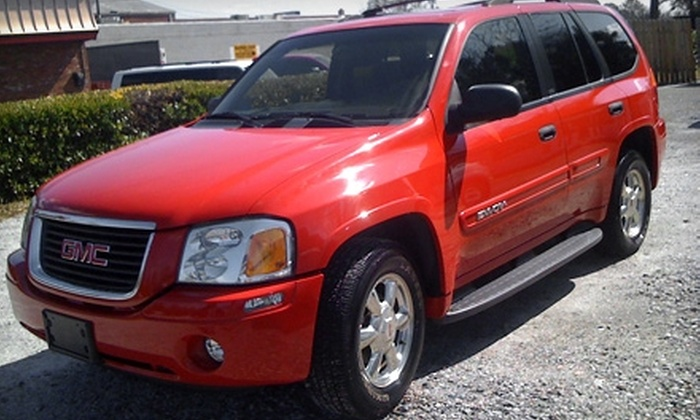 Augusta Professional Auto Detail - Montclair: $75 for a Full-Car Detail ($150 Value) or $87 for a Mid-Sized SUV Detail ($175 Value) at Augusta Professional Auto Detail
