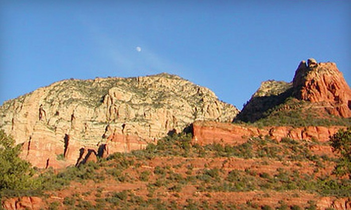 Sedona Red Rock Adventures - Sedona: Sunset Tour or Five- or Seven-Hour Wine-Tasting Tours from Sedona Red Rock Adventures (Up to 56% Off)