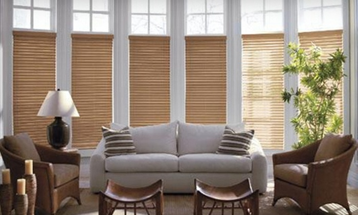 Blinds.com: $35 for $75 Worth of Window Blinds, Shades, Shutters, and More from Blinds.com