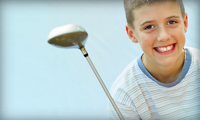 Junior Golf Academy - Green Valley Ranch: $27 for Four Half-Hour Group Golf Lessons at Junior Golf Academy in Henderson ($55 Value)