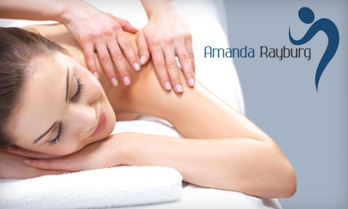 Amanda Rayburg L.M.T - Forest: $30 for a One-Hour Swedish or Deep-Tissue Massage with Amanda Rayburg L.M.T ($60 Value)