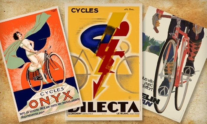 Bicycle Gifts: $20 for $40 Worth of Bicycle Gifts and Accessories from Bicycle Gifts