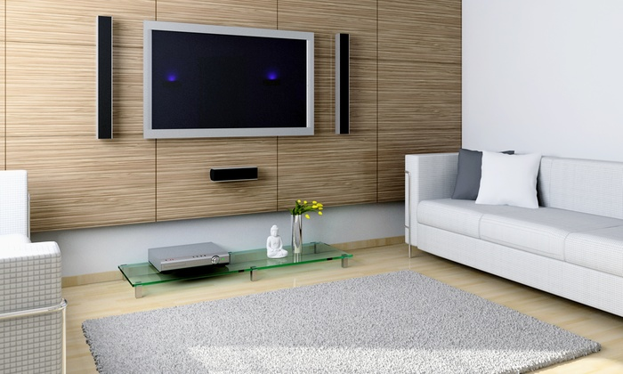 Oregon Install Company - Portland: Wall-Mount Installation for a Flat-Screen TV from Oregon Install Company (Up to 60% Off). Three Options Available.