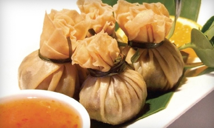 Wild Bangkok Bar and Grill - Central Business District: $9 for $20 Worth of Thai Cuisine at Wild Bangkok Bar and Grill
