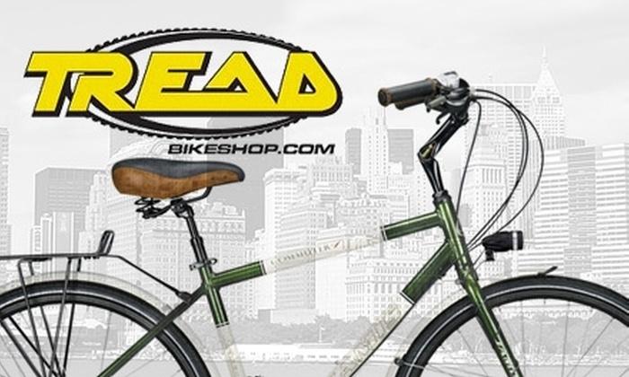 Tread Bike Shop - Inwood: $15 for a One-Day Bike Rental from Tread Bike Shop ($30 Value)