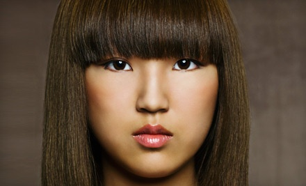 Haircut Package (a $58 value) - Ossia Salon and Spa in Waterloo