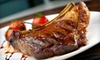Wildman's Restaurant - Downtown Pensacola: Steak-House Lunch or Dinner for Two or Four at Wildman's Restaurant (Up to 68% Off)
