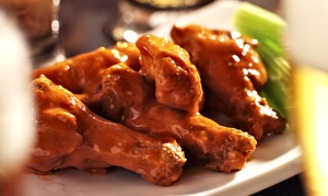 Sidelines Grille Acworth: $14 for $30 Worth of American Cuisine at Sidelines Grille Acworth