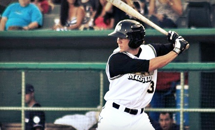 Any Regular Season Home Game: Lower-Box Seating for Two ($10 Value) - San Antonio Missions in San Antonio