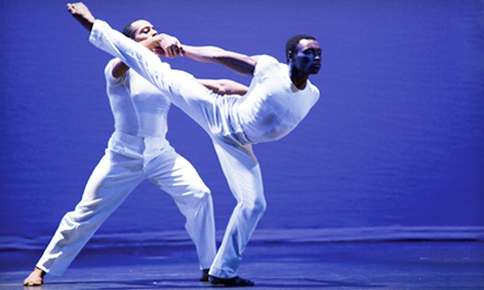 Dayton Contemporary Dance Company - Zeiterion Theatre: $24 for One Ticket to See the Dayton Contemporary Dance Company in New Bedford on April 28 at 8 p.m. ($47.50 Value)