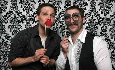 CM Photographics: Two-Hour Photo-Booth Rental  - CM Photographics in