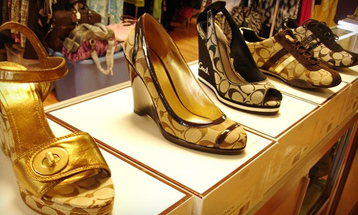 The Label Exchange - El Paso: $15 for $30 Worth of Women's Consignment Clothing and Accessories at The Label Exchange