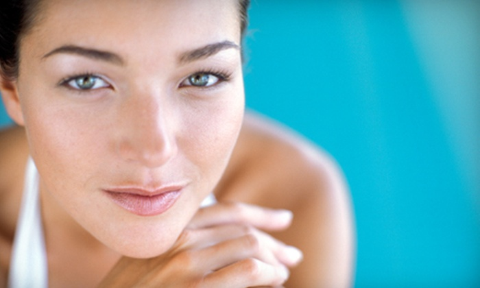 Kat Eyes - College Temple: Microderm Polish or a Three-Facial Package at Kat Eyes in Newnan