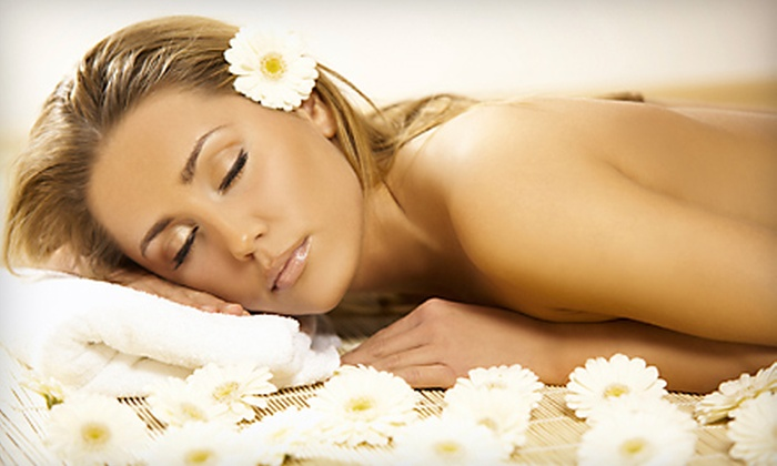 Massage by Laurelle - Upland: 40-, 60-, or 90-Minute Hot-Stone Therapy Massage from Massage by Laurelle in Upland