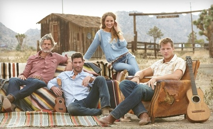$50 Groupon to Lucky Brand - Lucky Brand in