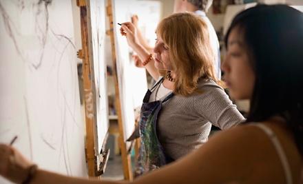 Full-Day Art Workshop - Kingston School of Art & Window Gallery in Kingston