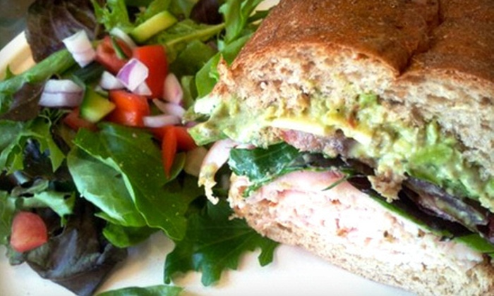 Wicked Wiches - South Harbor: $10 for $20 Worth of Sandwiches and Drinks at Wicked Wiches