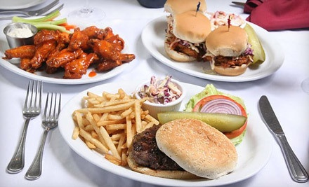 $40 Groupon Worth of American Fare for Two or More - Willy Parkers in Williston Park