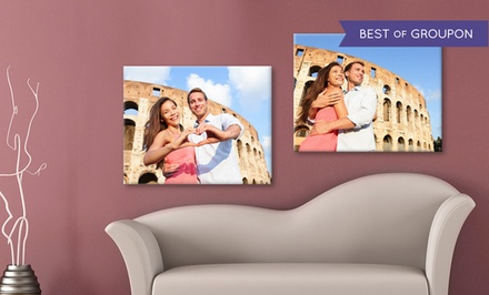 One or Two GalleryWrapped Canvas Prints from Picture It On Canvas (Up to 90% Off). Five Options Available.