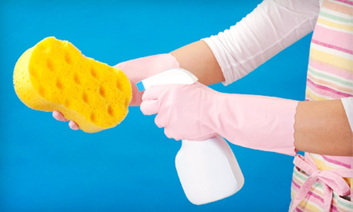 iClean Cleaning Solutions - Logan Square: One or Three Two-Hour Housecleaning Sessions from iClean Cleaning Solutions (Up to 61% Off)