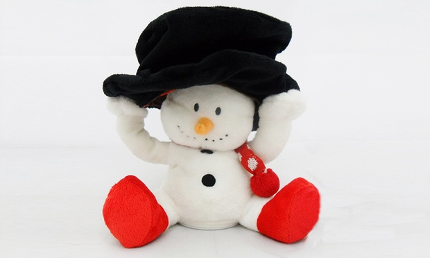 Animated Christmas Toys : Animated plush christmas toys groupon goods