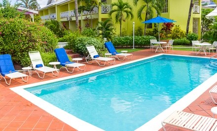 Groupon Deal: 4-, 5-, or 6-Night All-Inclusive Stay for Two at Bay Gardens Hotel in St. Lucia. Includes Taxes and Fees.