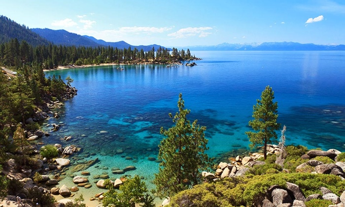 Lake Tahoe Resort Hotel - South Lake Tahoe, CA: Stay at Lake Tahoe Resort Hotel in California. Dates into June.