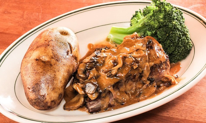 Izzy's Steaks and Chops - San Carlos: Three-Course Prix Fixe Steakhouse Dinner at Izzy's Steaks & Chops in San Carlos