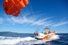 Caval air parachutisme ascensionnel: 1 tour de parachute ascensionnel pour 2 personnes à 59,90 € avec Caval' Air Parachutisme ascensionnel