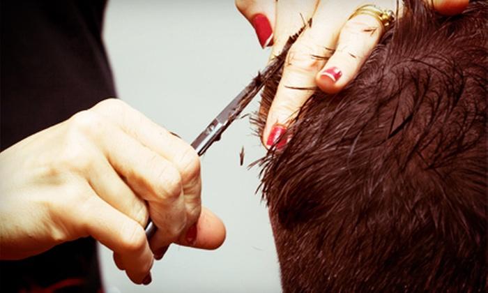 LaNu's Barbershop - Wynwood: One or Three Men's Haircuts at LaNu's Barbershop (Up to 63% Off)