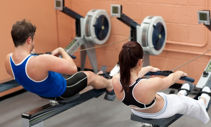 Row By Doc Strong - Huntingdon Valley: Five Fitness Classes at Row by Doc Strong  (69% Off)