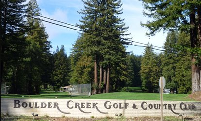 18 Holes with Cart, Beverage and Sandwich at Boulder Creek <strong>Golf</strong> Club (Up to 43% Off)
