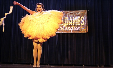 The Dollface Dames at Magicopolis Through August 8 (Up to 50% Off)