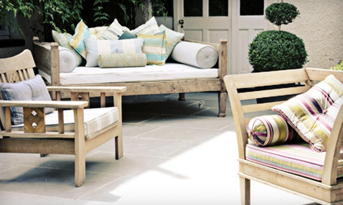 Braden's Lifestyle Furniture - Knoxville: $49 for $200 Worth of Patio Furniture at Braden's Lifestyle Furniture