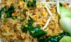 Chows Asian Bistro - Cottonwood Mall: $10 for $20 Worth of Gourmet Chinese Fare and Drinks at Chow's Asian Bistro