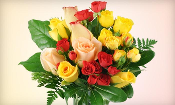 George K. Walker Florist - Multiple Locations: $29 for $60 Worth of Fresh Floral Arrangements at George K. Walker Florist